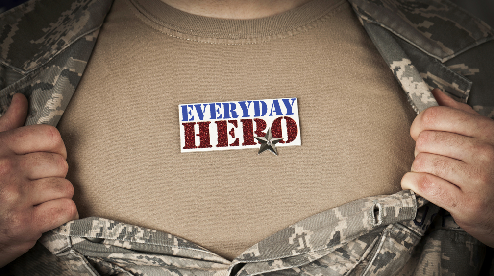 SUPPORT OUR EVERYDAY HEROES